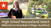 High School Neuseeland – Welcome to Avondale