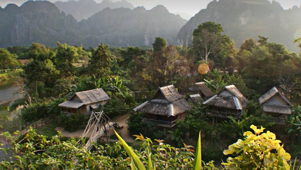 Auslandsaufenthalt Laos