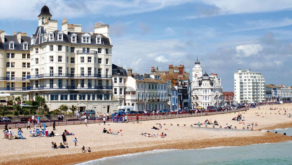 Hotelarbeit England
