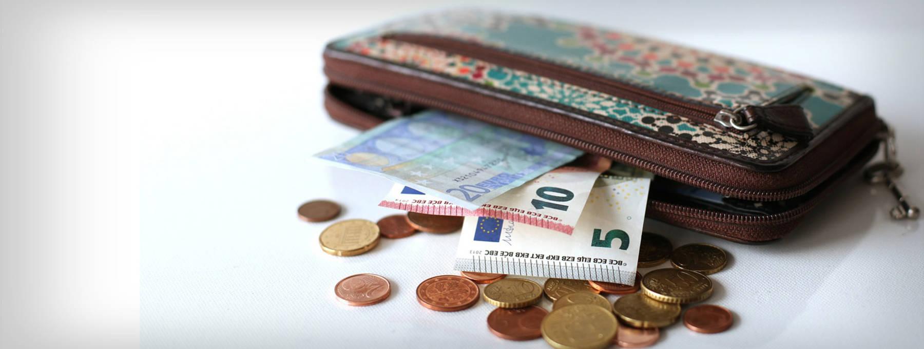High School Travel-Tipp Taschengeld