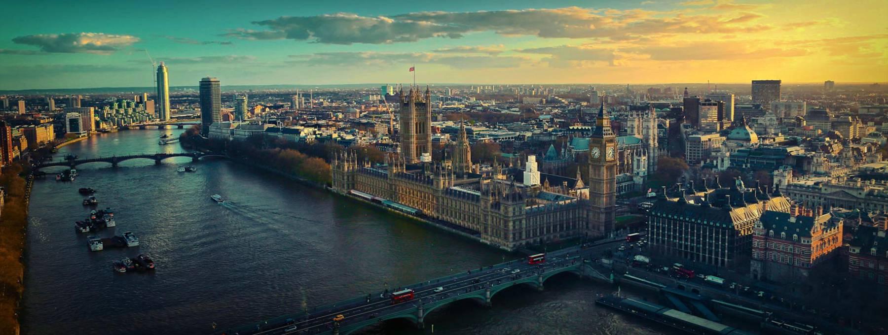 Auslandsaufenthalt England