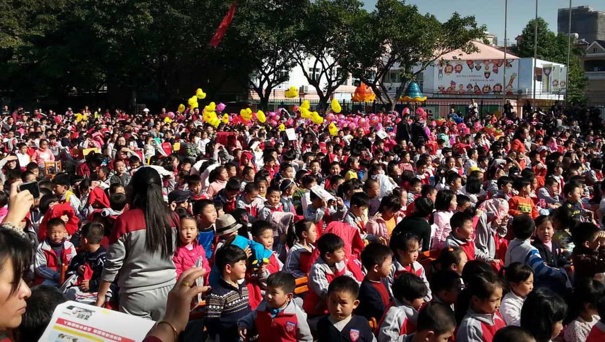 Voraussetzungen für das Unterrichten in China