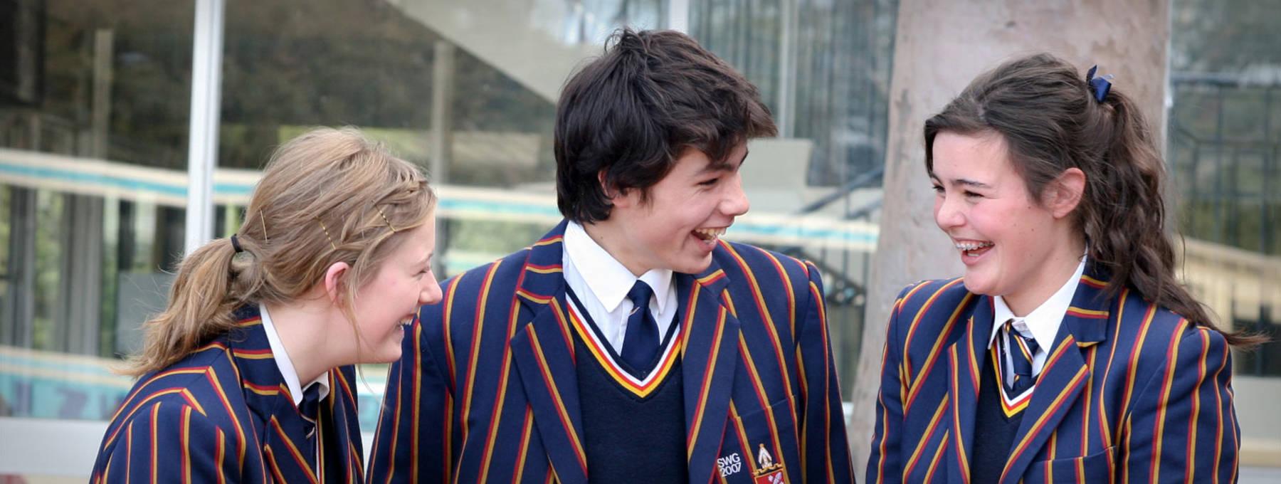 High School Travel-Tipp Schuluniform Australien