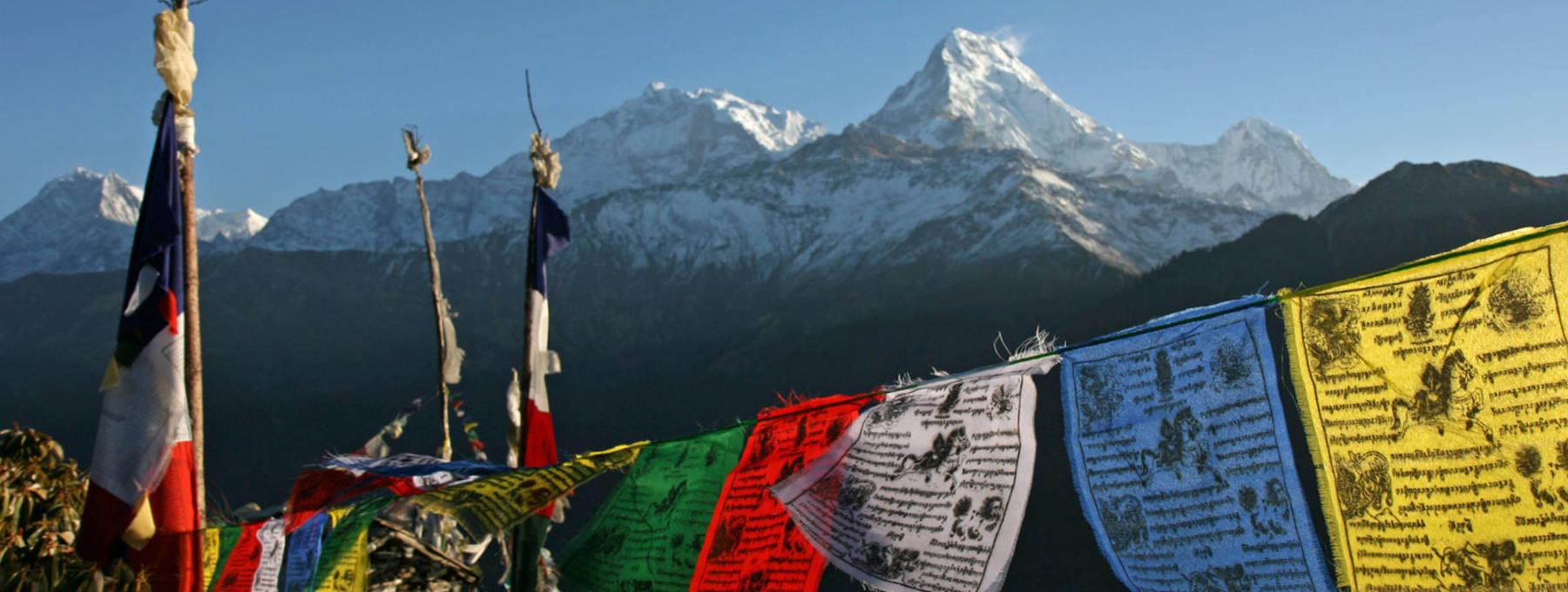 Auslandsaufenthalt Nepal