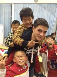 Als Englischlehrer im 'Reich der Mitte - Teach and Travel China