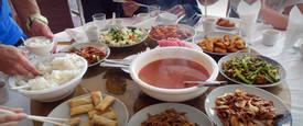 Tischsitten in China