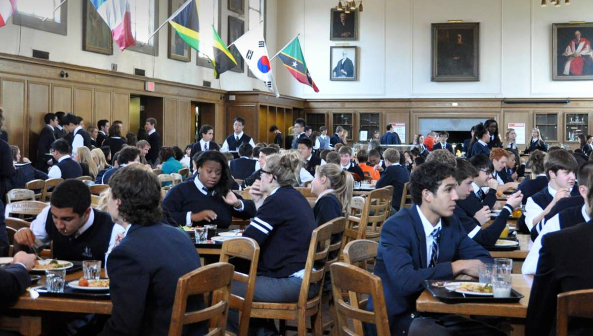 High School Travel-Tipp Schuluniform in Kanada
