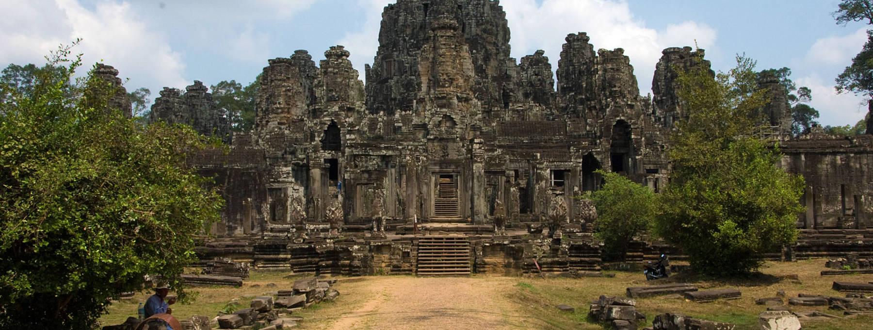 Auslandsaufenthalt Kambodscha