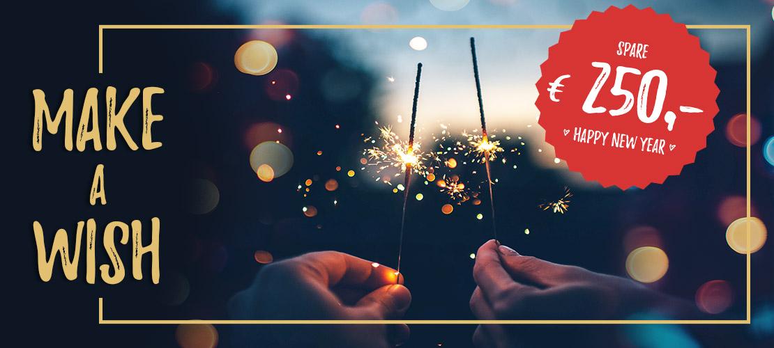 Make a Wish: Wir schenken dir einen Monat Taschengeld!