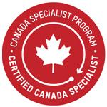 Canada Specialist Badge