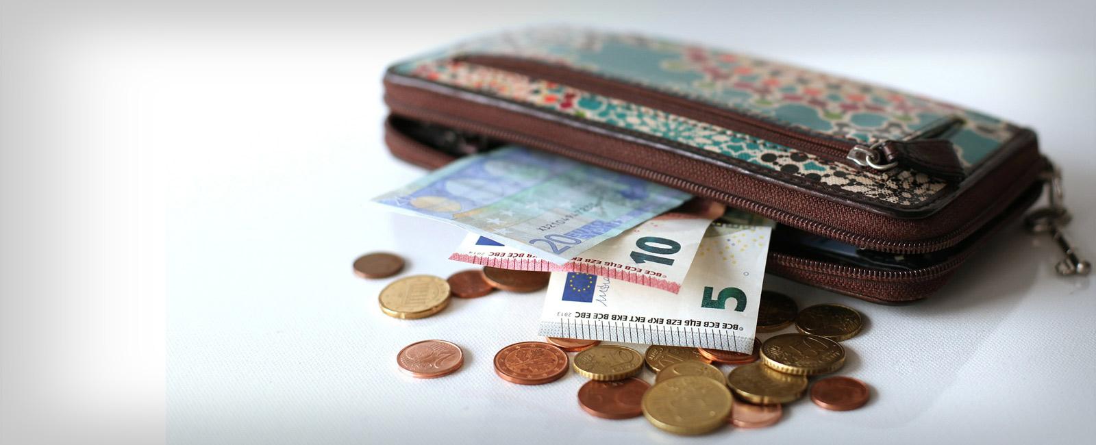 Wie viel Taschengeld benötige ich?