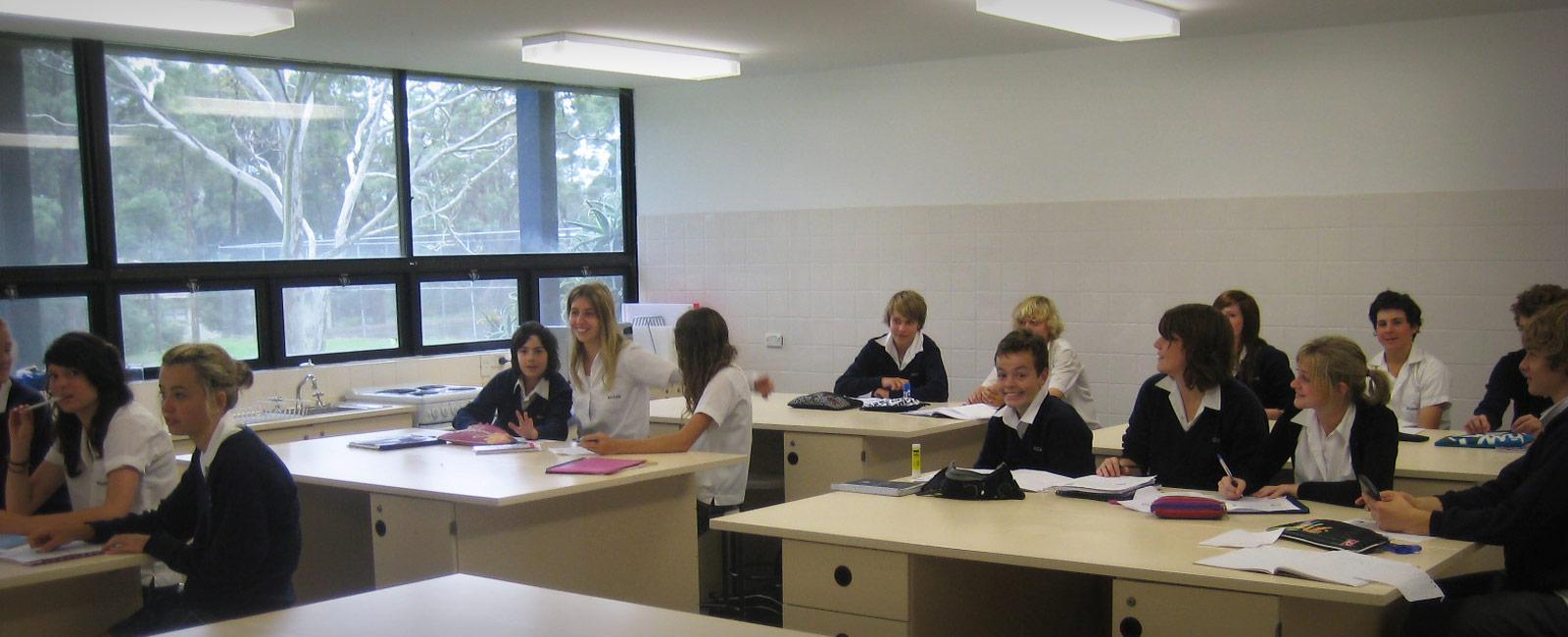 So ist Schule in Australien