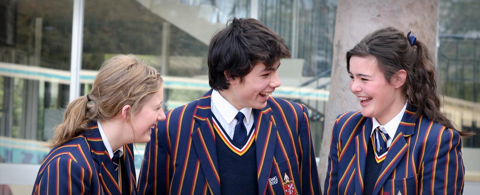 Schuluniform in Australien