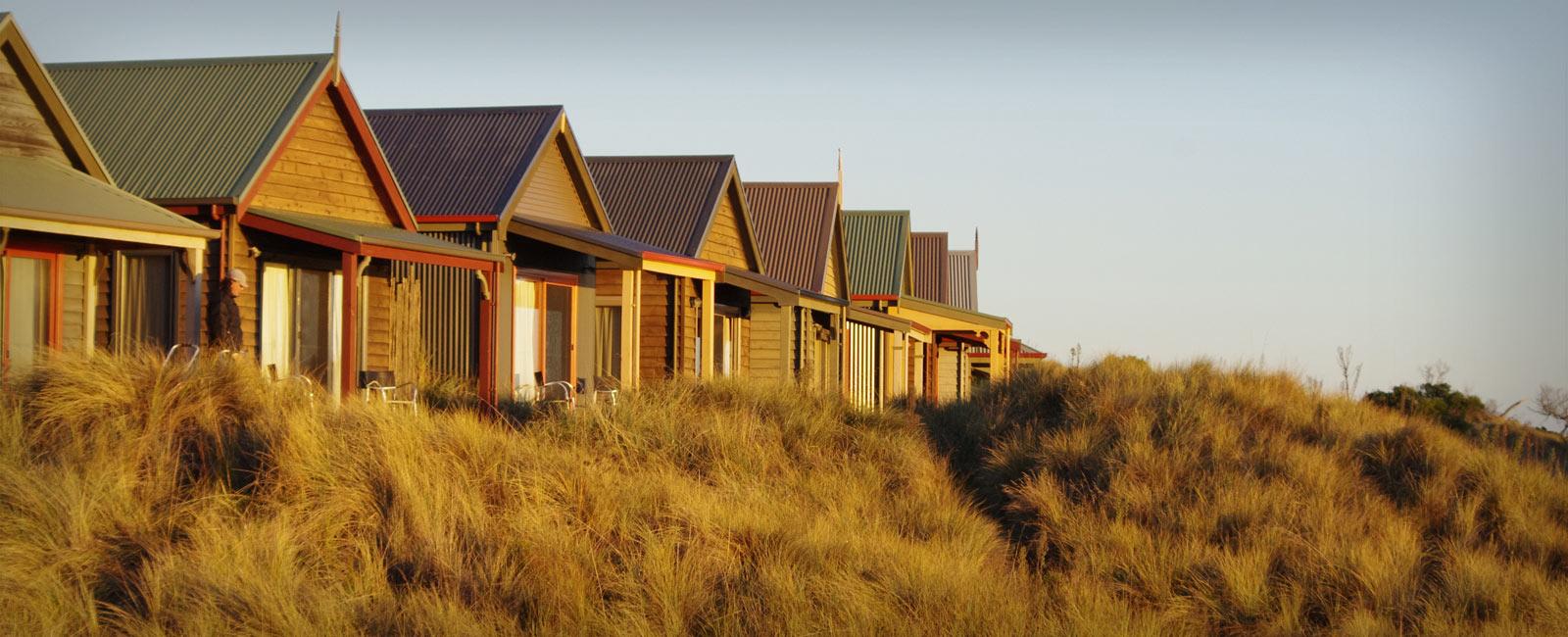 Wo man in Australien übernachten oder wohnen kann