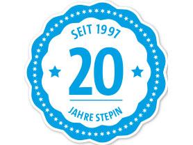 20 Jahre Stepin
