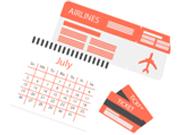 Vorlaufzeiten für das Au-pair Programm