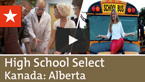 High School Kanada - Alberta