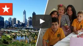 Demi-pair Australien – Perth