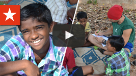 Video: Freiwilligenarbeit Indien