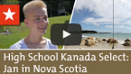 High School Kanada Select: Jan in Nova Scotia