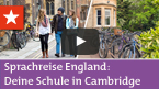Sprachreisen England: Deine Sprachschule in Cambridge