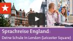 Sprachreisen England: Deine Sprachschule in London (Leiceste...
