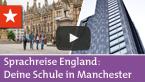 Sprachreisen England: Deine Sprachschule in Manchester