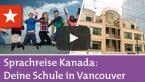 Sprachreise Kanada: Deine Sprachschule in Vancouver