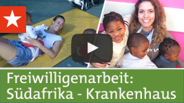 Freiwilligenarbeit Südafrika: Krankenhaus