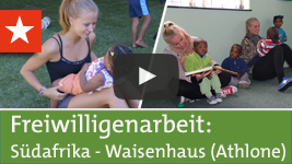 Freiwilligenarbeit Südafrika: Waisenhaus (Athlone)