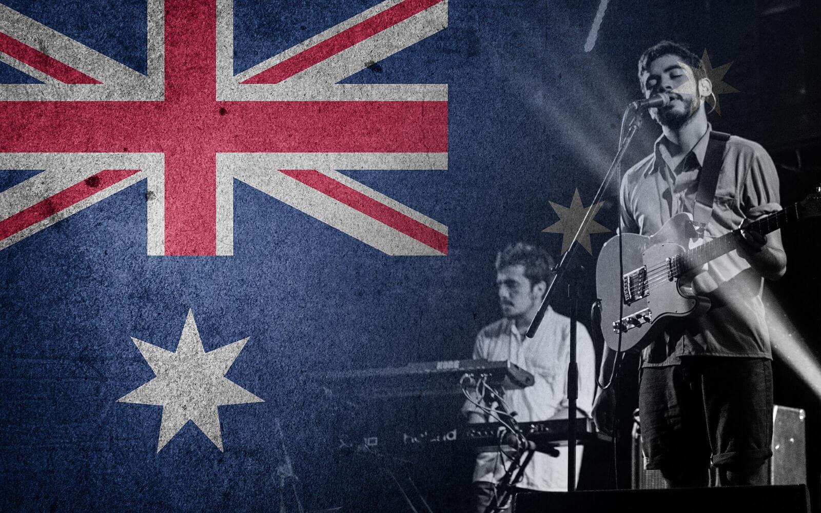 Australische Bands
