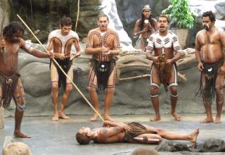 Themenwoche Australien: Aborigines – Australiens Ureinwohner