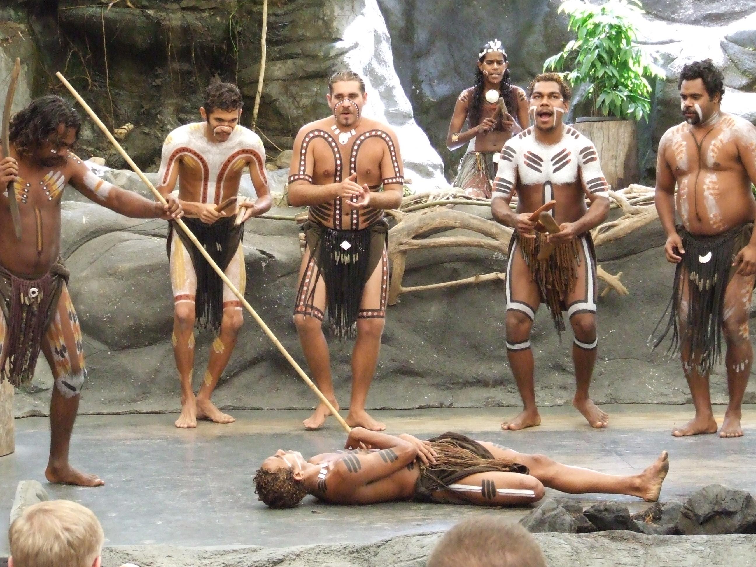 Смотреть африканское аборигенов 8 фотография