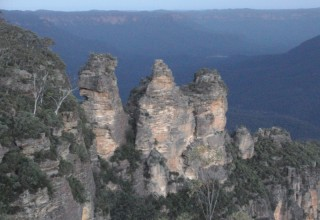 Daniel in Australien #14: Ein Trip in die Blue Mountains