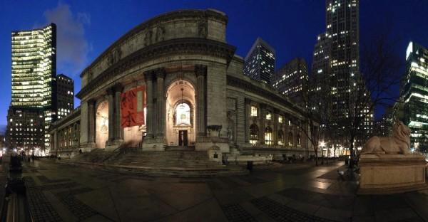 Weltneugier: Themenwoche New York: NYC - Public Library