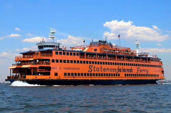 Weltneugier: Themenwoche New York - Staten Island Ferry