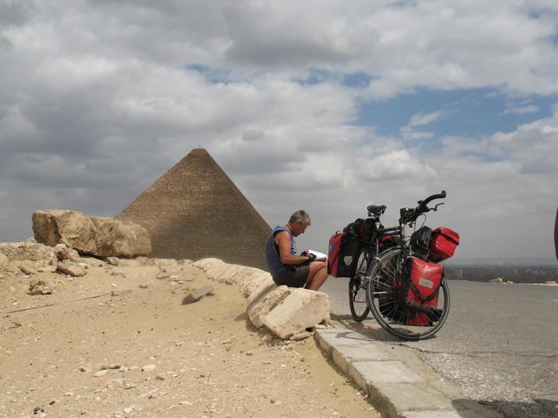 Walter Leppers – Mit dem Fahrrad auf Weltreise
