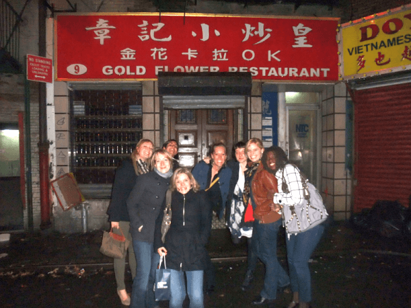 Weltneugier: New York Gold Flower Restaurant