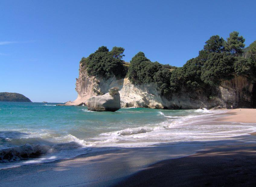 Cathedral Cove bei Coromandel