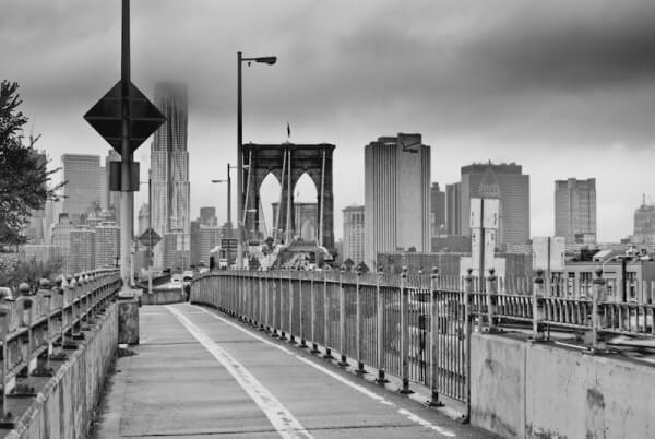 Brücke in New York