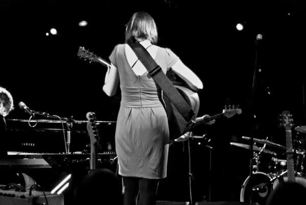 Ein Konzert in New York von Sophie Hunger