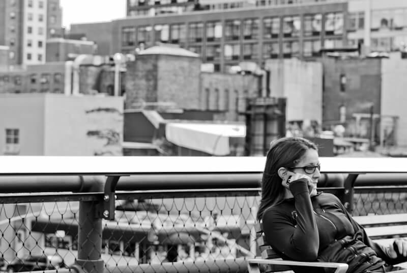 Sven in New York #3: Begegnungen mit dem Guten, Wahren, Schönen