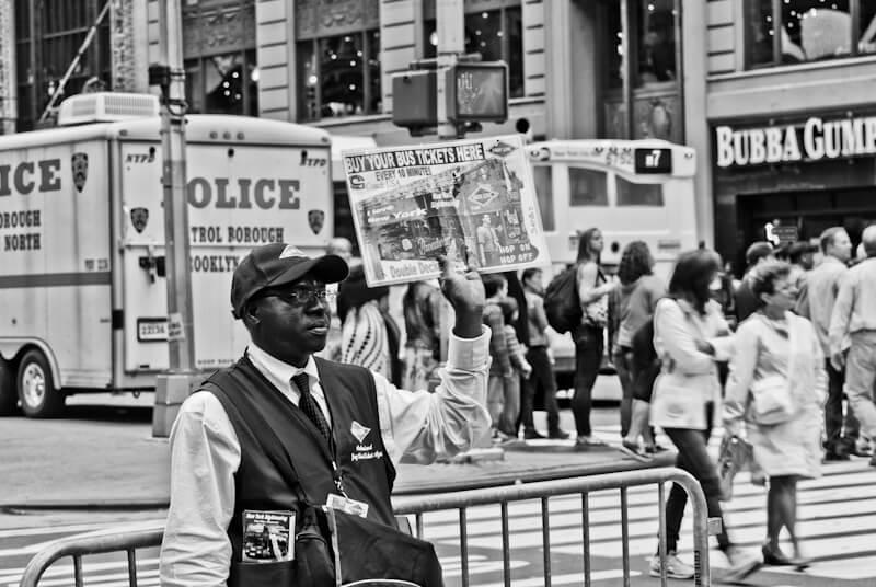 Sven in New York #5: Von Politik, dem Fluch interessanter Zeiten und Sternennächten