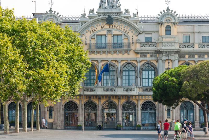 Sven in Barcelona #2: Ein kleiner Stadtrundgang