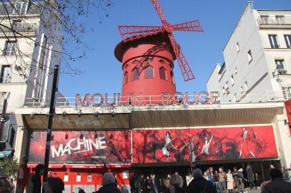 Pariser Moulin Rouge
