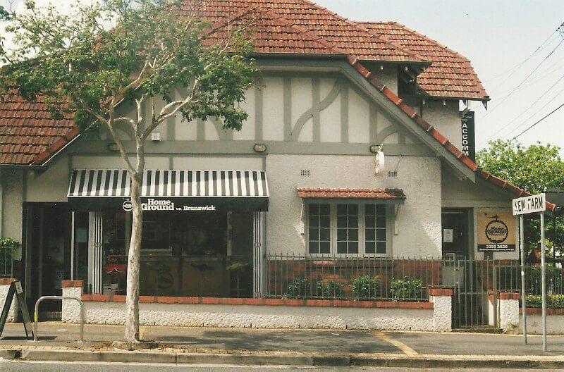 Brisbane: Homeground