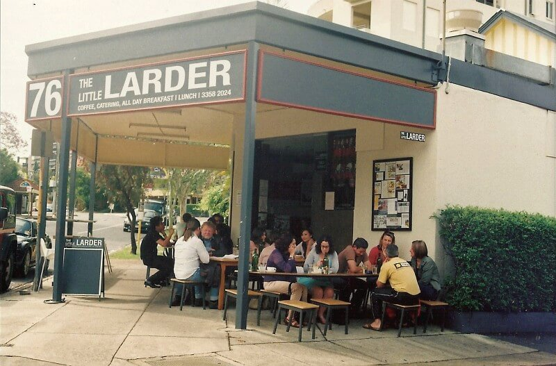 Little Larder in Brisbane