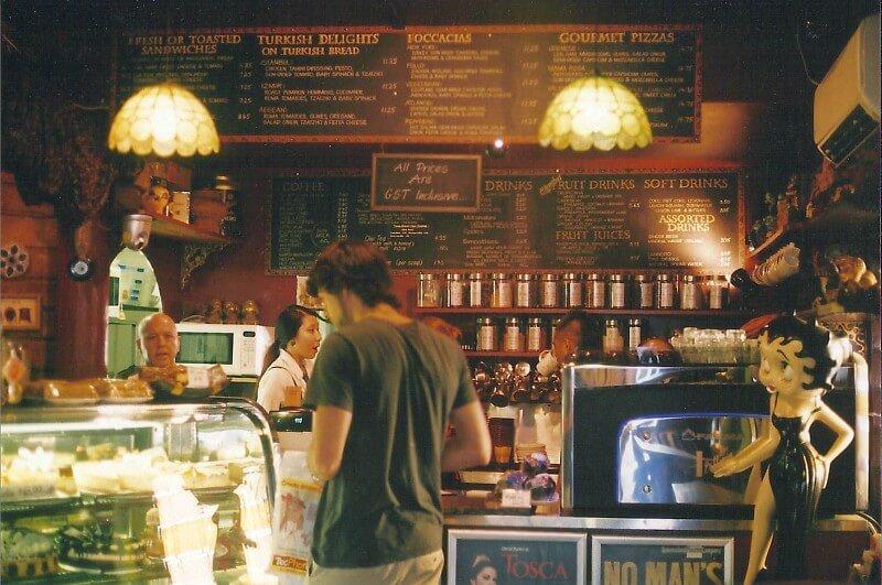 Kaffeeklatsch bei The Three Monkeys in Brisbane
