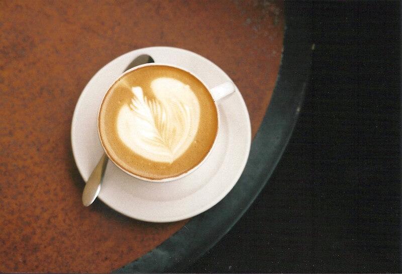 Kaffee auf australisch