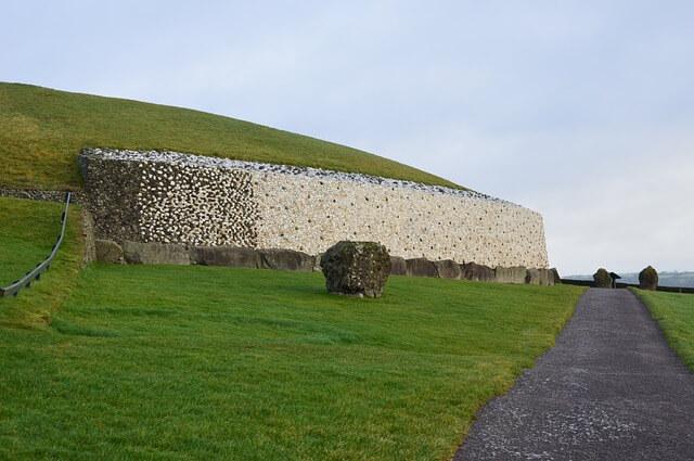 Weltneugier Irland: Newgrange